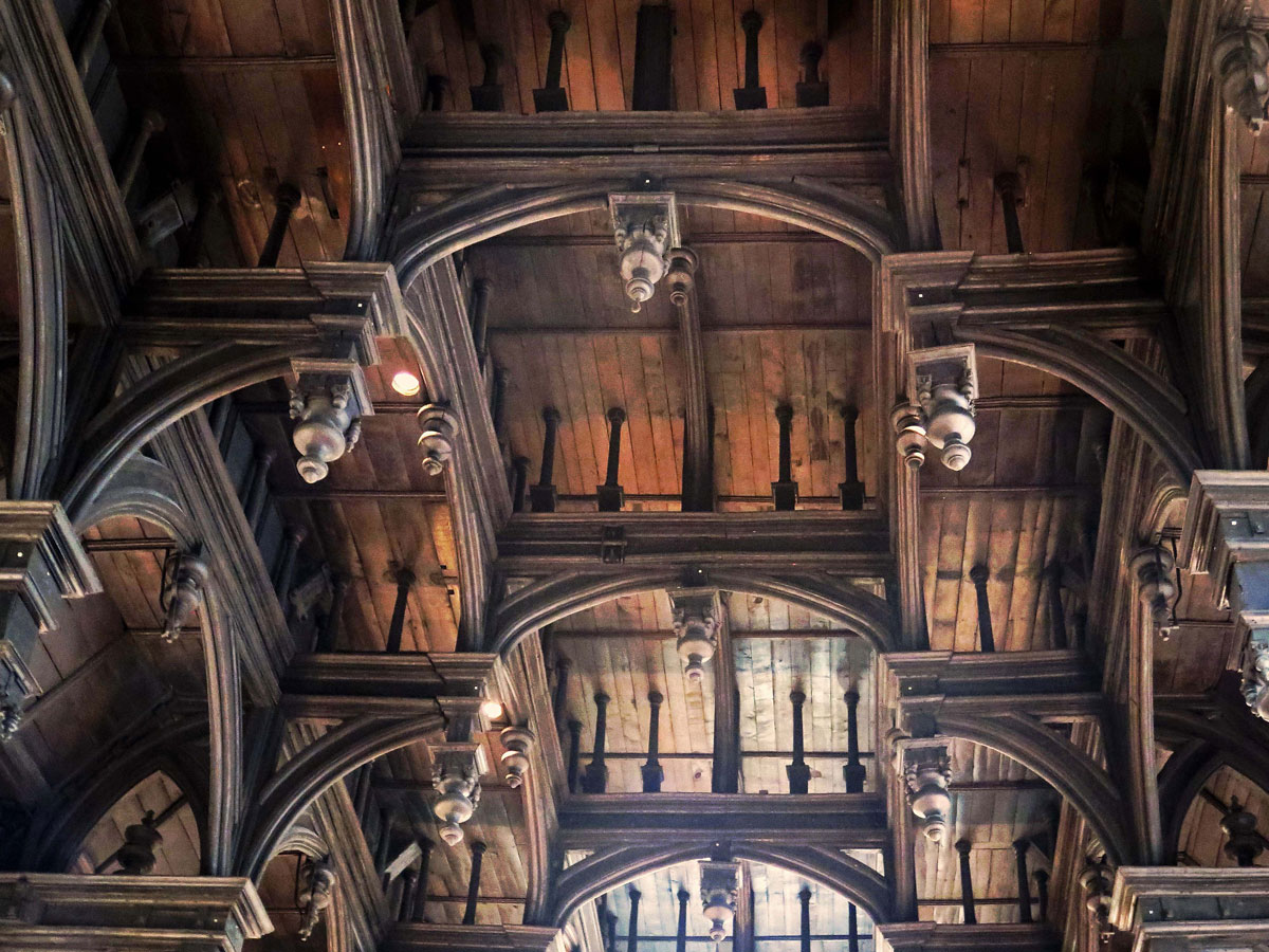 The Hammerbeam Roof, Middle Temple Hall