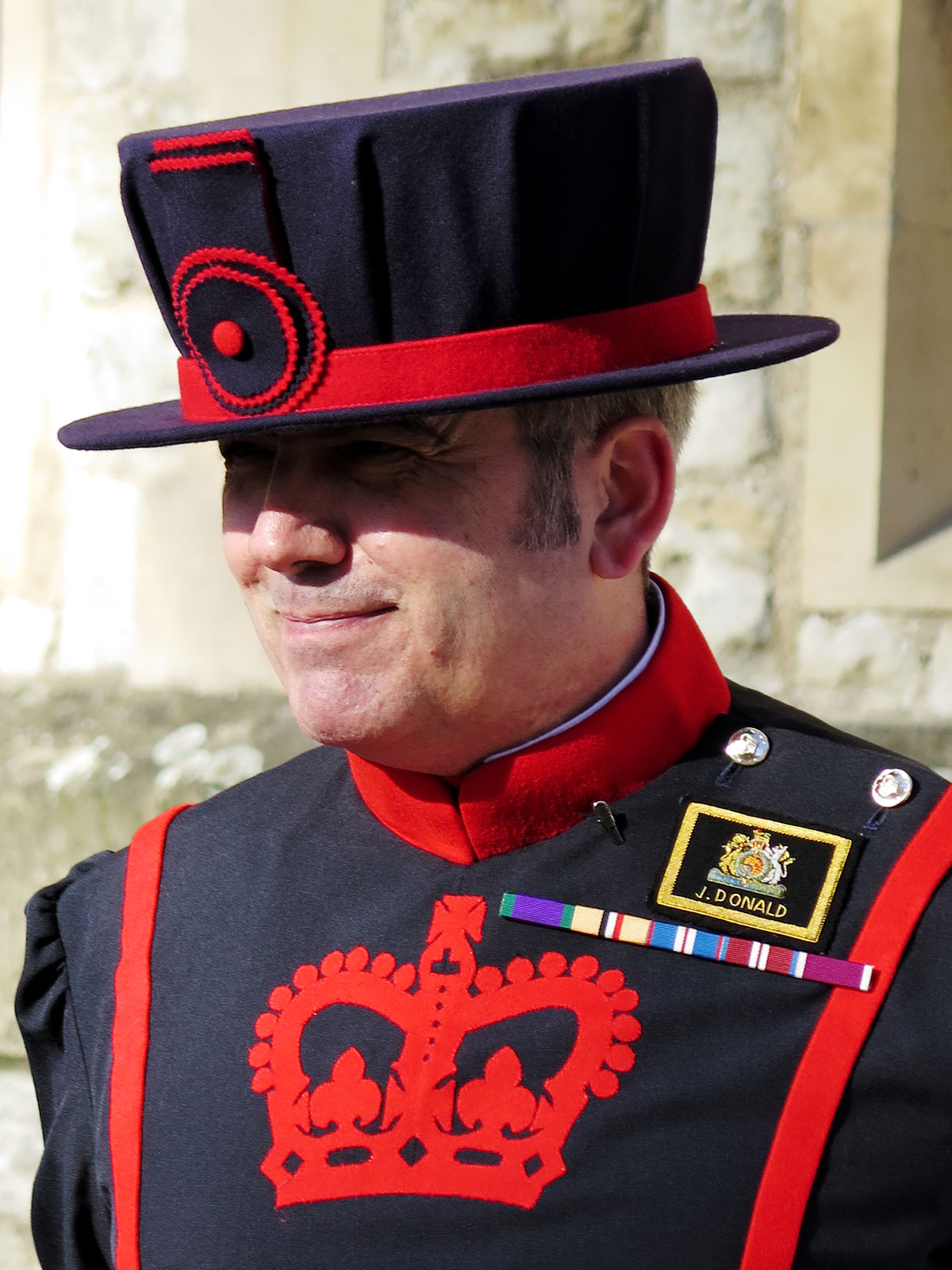 Yeoman Warder or 'Beefeater'