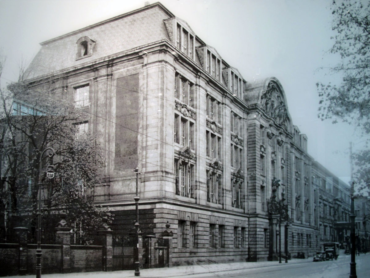 The Former School of Industrial Arts and Crafts