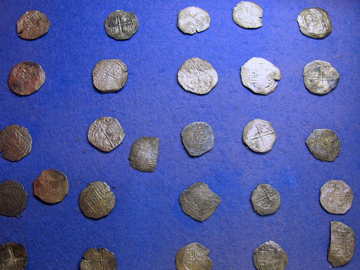 Spanish 'Pieces of Eight' from 'The Association'