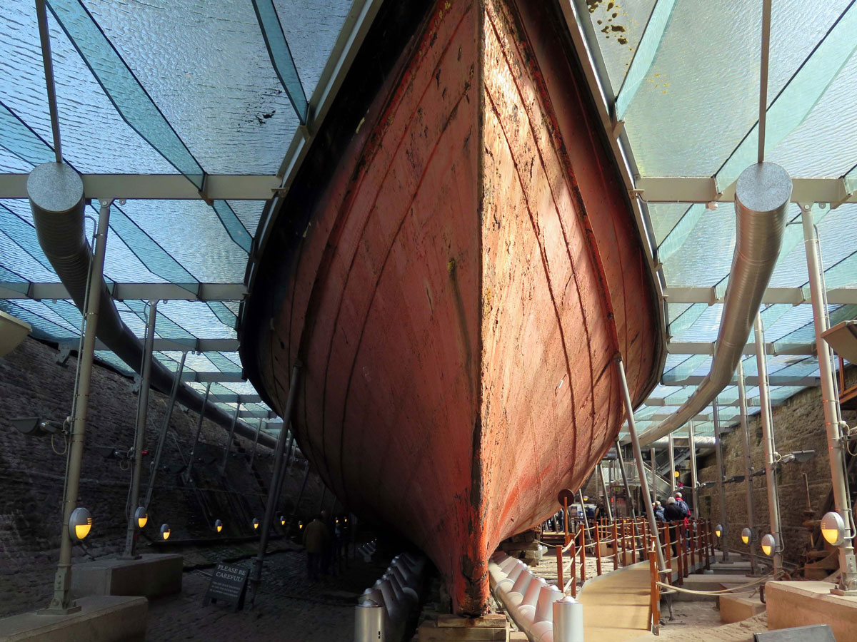 The Great Western Dry Dock