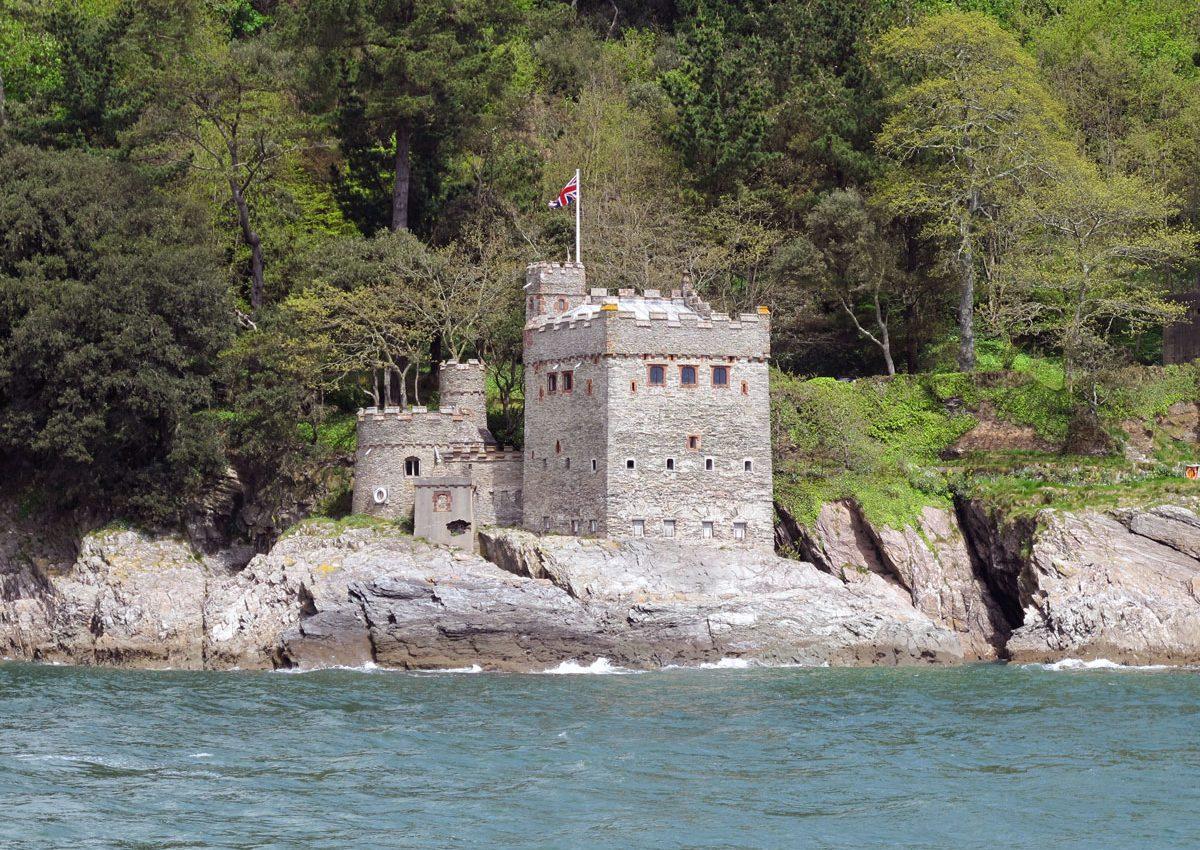 Kingswear Castle