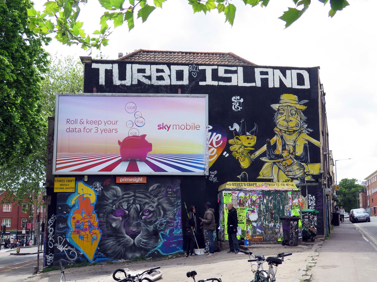 Turbo Island's Wall Art