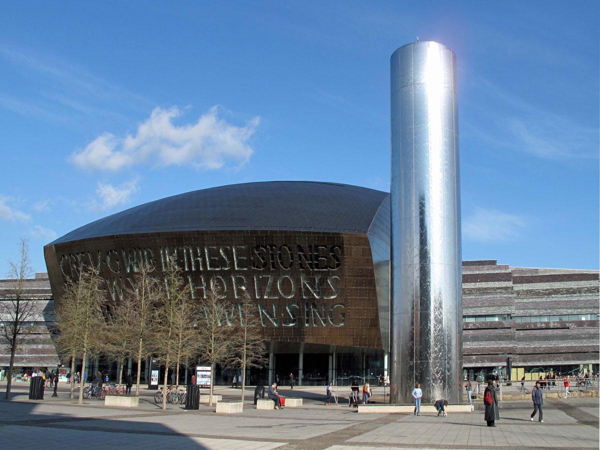 The Millennium Centre