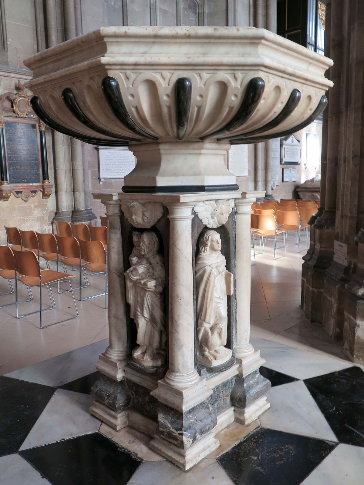 The 17th Century Font