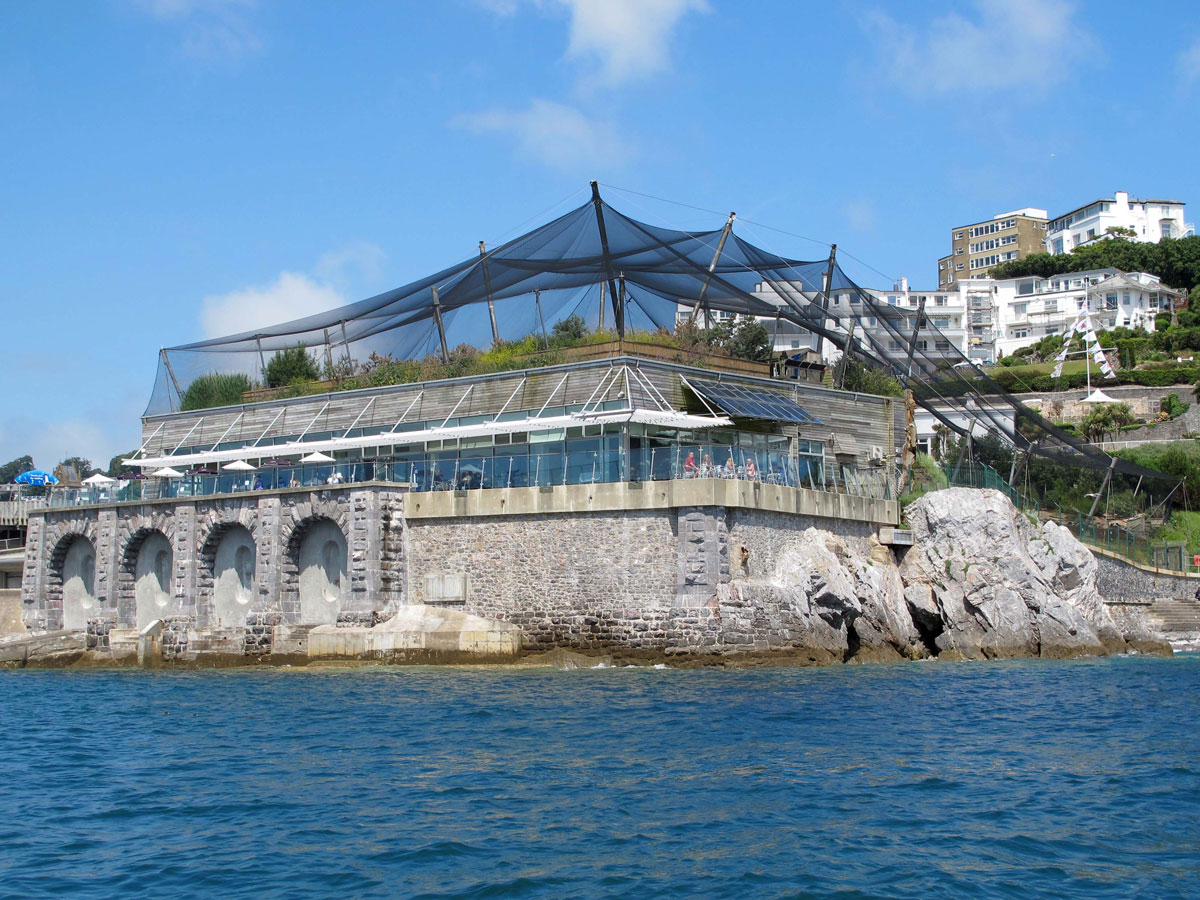 Living Coasts as seen from the sea