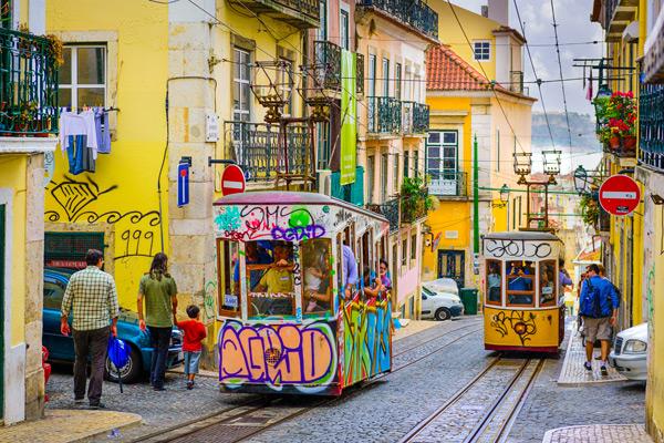 Lisbona. I colori e la bellezza di una città dalle mille sfumature