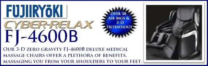 massage chair repair service technician ikea desk jules buy medical | dr fuji cyber-relax 4600b