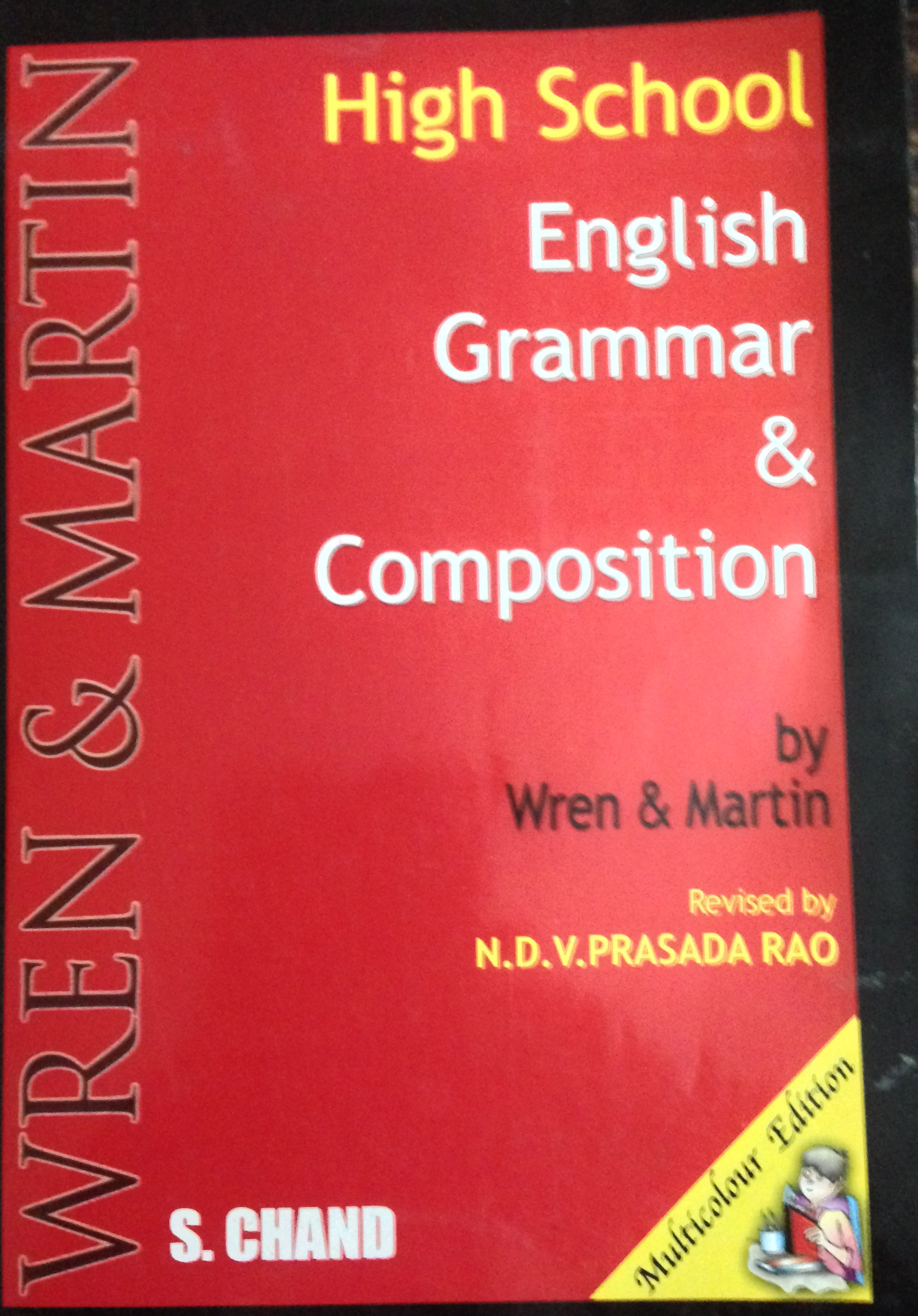 Rain And Martin English Grammar Book Pdf