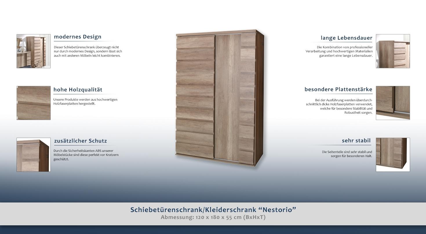 Kleiderschrank 55 Cm Tief  Zuhause Image Idee