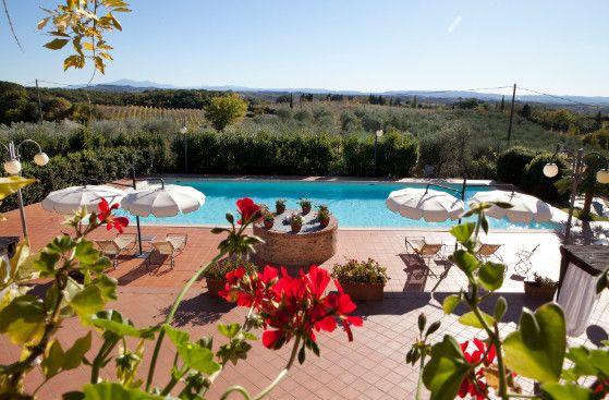 Easy Nite srl  Villa Curina  Chianti Resort  Easy Nite srl
