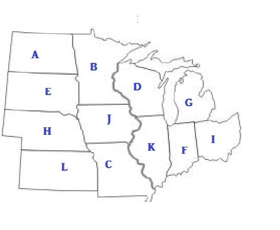 4th Grade States and Capitals: Northeast, Southeast