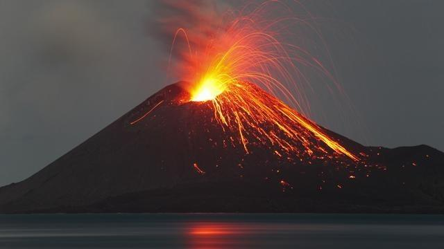 Volcanoes Facts Cool