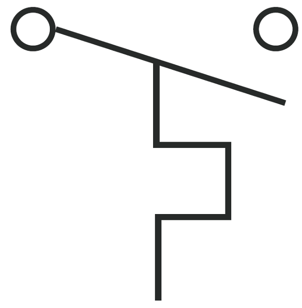 Double Solenoid Symbol