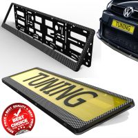 2 x License Number Plate Holder Surround for Audi ...
