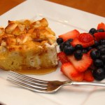 Make Ahead - Stuffed French Toast