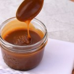 Easy Caramel Sauce - Step by Step Instructions.