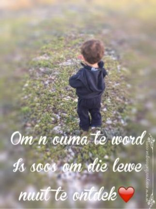 Om n ouma te word is soos  375x500 Grandchildren....lifes second change!