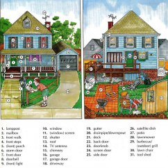 Living Room In Spanish Vocabulary Sectionals Outside The Home House With Pictures