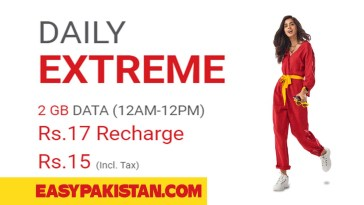 Jazz Daily Extreme Offer Code