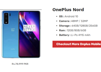 oneplus nord mobile