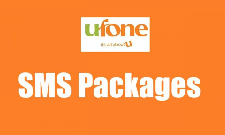 ufone sms package