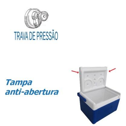 CAIXA TÉRMICA EASYCOOLER 5L-838
