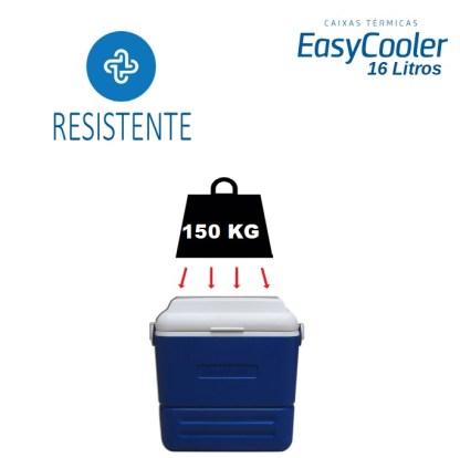 CAIXA TÉRMICA EASYCOOLER 16L-855