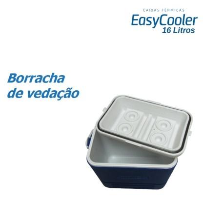 CAIXA TÉRMICA EASYCOOLER 16L-857