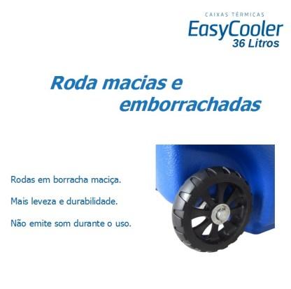 CAIXA TÉRMICA EASYCOOLER 36L COM RODA-971