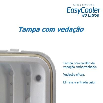 CAIXA TÉRMICA EASYCOOLER 80L COM RODA-994