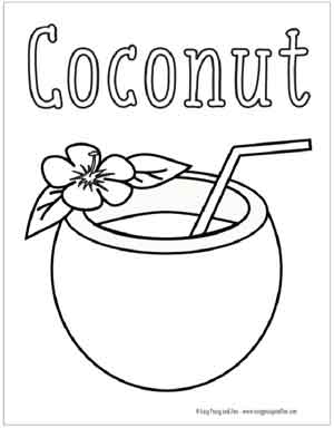 summer coloring pages free