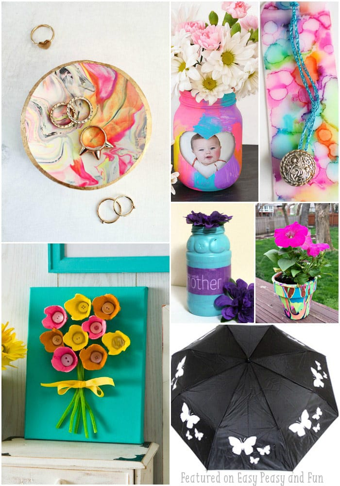 25 mothers day crafts