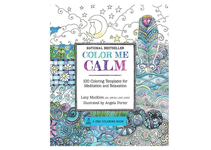 adult coloring books content book review color me calm coloring templates meditation - Color Me Books
