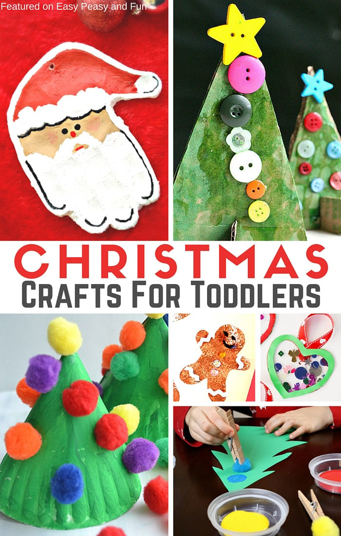 simple christmas crafts for