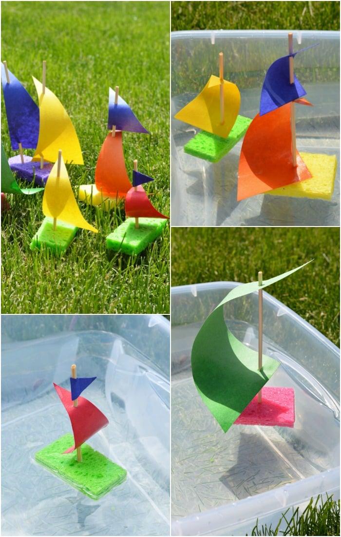 summer crafts easy peasy