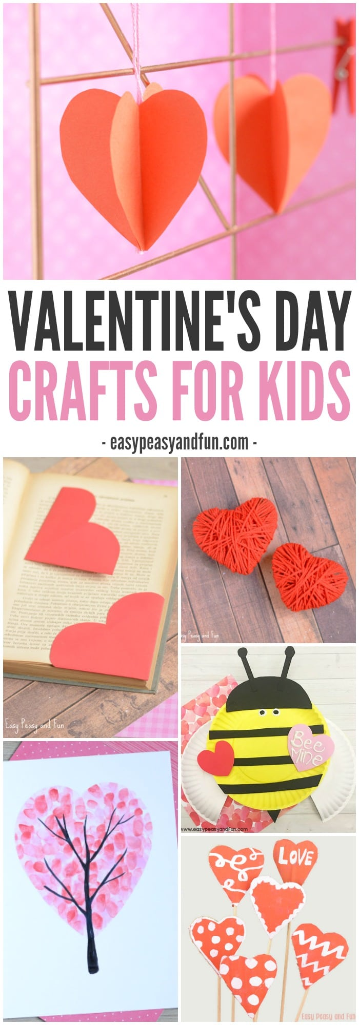 valentines day crafts for