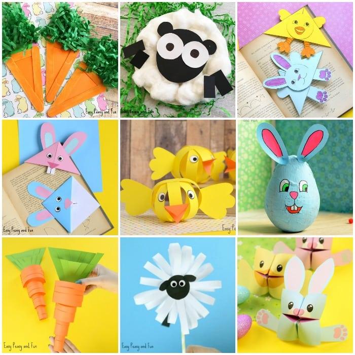 25 easter crafts for