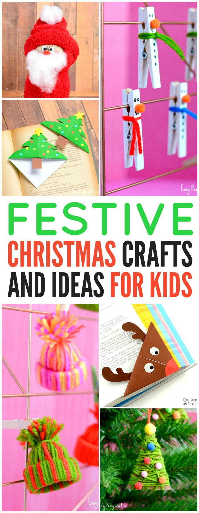 Very Easy Christmas Crafts