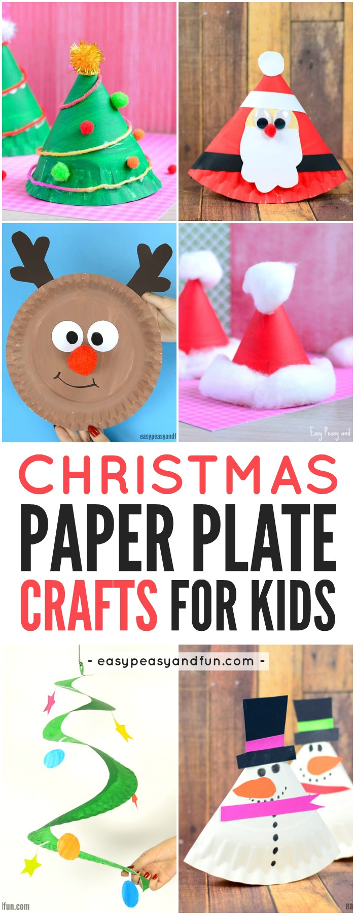 Paper Plate Christmas Crafts For Kids To Make  sc 1 st  Craft Ideas For Boyfriend Christmas - eccad.info & Easy Christmas Crafts With Paper Plates 8211Craft Ideas b.eccad.info