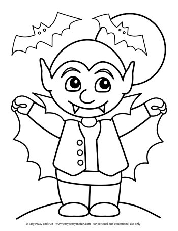 coloring pages halloween # 31
