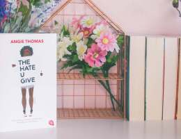angie thomas the hate u give