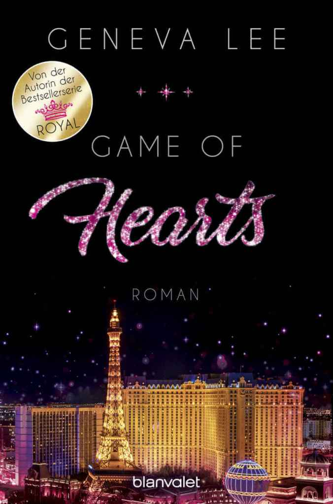 Young Adult Buch Game of Hearts von Geneva Lee