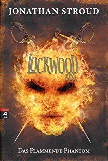 Fantasy Jugend Buch Lockwood & Co 4: Das flammende Phantom von Jonathan Stroud