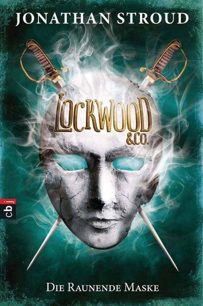Fantasy Jugend Buch Lockwood & Co 2: Die raunende Maske von Jonathan Stroud