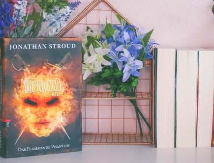 Jonathan Stroud das flammende Phantom Lockwood und Co 4