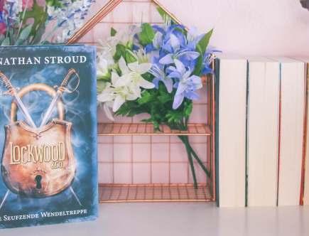 Jonathan Stroud die seufzende Wendeltreppe Lockwood und Co 1