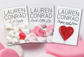 Jugendbuch LA Candy Reihe von Lauren Conrad