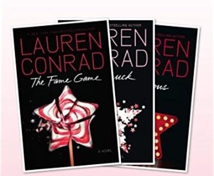 Jugendbuch The Fame Game Reihe von Lauren Conrad