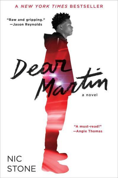 Jugendbuch Dear Martin von Nic Stone